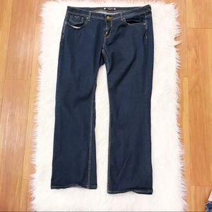 Vigoss Straight Fit Jeans Size 20